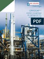 Air Liquide Dossier de Presse Cryocap