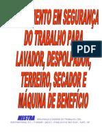 CURSO MÁQS. BENEFÍCIO