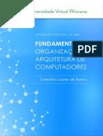 Fundamentos de Organização e Arquitetura de Computadores