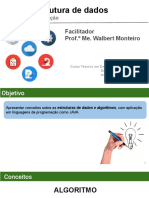 IFPA - Ensino - 01 - Estrutura de Dados