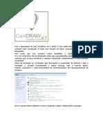 CorelDraw x8 a versão x7 está sendo desativado