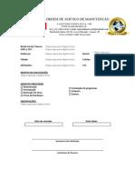 Ordem de Serviço de Manutenção Online