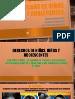 Derechos de Niños, Niñas y Adolecentes (1)
