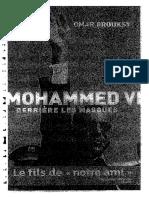 Bouksy Omar - Mohamed VI derri_re ses masques (2014)