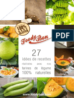 Livret Recettes Foodybon 10x15