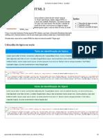Exemplos de objetos HTML 2 - GuiaEaD