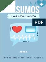 Resumos de cardiologia 6º período