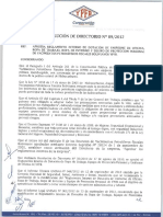 RES-DIR-089 Aprob Reglamento Dotación de Ropa YPFB Adj
