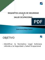 Requisitos Legales Parte 1