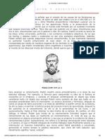 I.2. PLATÓN Y ARISTÓTELES