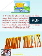 Security Thereds