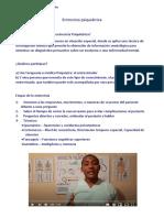 1- Entrevista Psiquiatrica