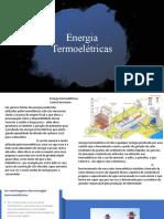 Energia Termoelétricas