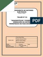 Lab 1 Motor Monofasico