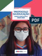 Protocolo Educação Ano Letivo 2020_2021
