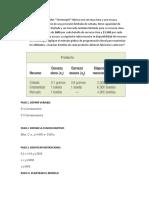 EJERCICIOS DE INVESTIGACION DE OPERACIONES 3
