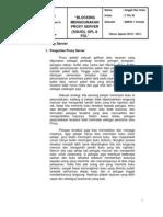 Proxy Server, GPL & FDL