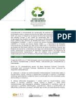 Concurso de Desenho Agenda 2030 (regulamento)