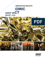 2021 Firearm Ammunition Industry Economic Impact