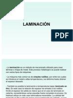 LAMINACIÓ..
