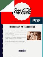 PRESENTACIÓN COCA-COLA