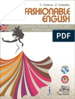 FASHIONABLE ENGLISH