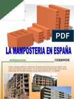 Mamposteria en España 2