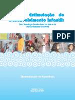 Projeto Estimulação Do Desenvolvimento Infantil - Por Gaac
