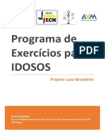 Programa de Exercícios