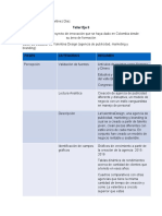 Análisis de caso y/o proyecto de innovación que se haya dado en Colombia desde su área de formación