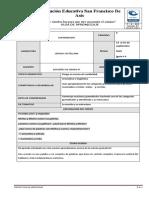 Copia de 4º GUIA # 4 segundo semestre castellano