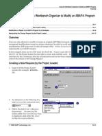 ABAP - Change Request