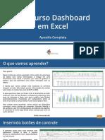 Apostila Minicurso Dashboard Excel