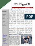 ICA Digest 71 - Português