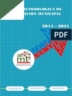 GUÍA METODOLOGÍA DE TRANSICIÓN MUNICIPAL (AMT)