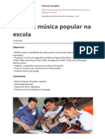 Cartola Musica Popular Na Escolapdf
