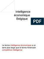 Intelligence Strategique Belgique - www.knowyse.eu