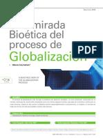 Una mirada bioetica del proceso de globalización