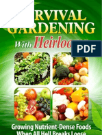 Survival Gardening With Heirlooms_ebook