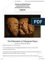 The Philosopher on Playing the Player | Macro Ops