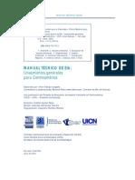 CCAD 2003. Manual tecnico de EIA, lineamientos generales para Centroamerica