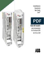 Variador Frecuencia ACS50