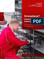 Stremaform Construction Joints EA FUGI INTDEGB