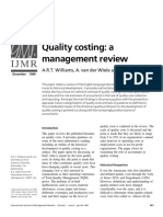 Quality.costing. a Management Reviewpdf
