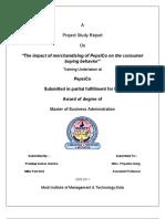 pepsi report