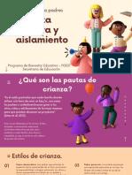 Crianza Positiva- Convivencia Escolar