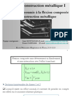 Cours_Construction métallique_1_Chapitre _4_Eléments soumis a la flexion composee