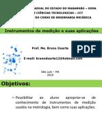 03. Instrumentos de Medição e Suas Aplicações