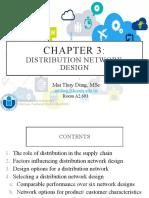 Chapter 3 - Distribution Network Design - St