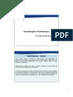 Aula 4 - Materiais - Solo- Classificação- Estudos Geotécnicos rev. IG